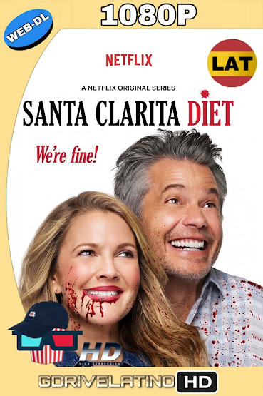 Santa Clarita Diet Temporada 2 WEB-DL 1080p Latino-Ingles mkv