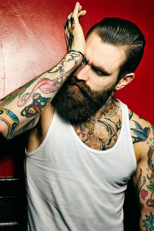 Tatuagem Masculina New School Braço