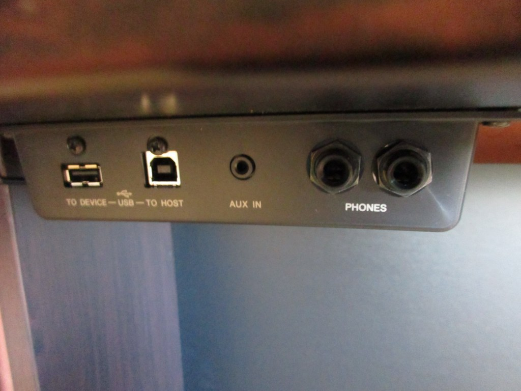 Can Yamaha Clavinova Connect To Computers