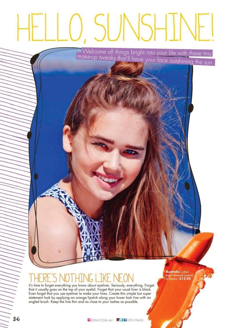 Young Gabriella Brooks