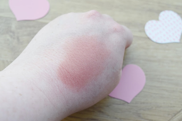 Too Faced Love Flush Blusher in Love Hangover swatch