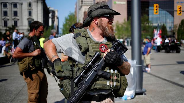 Quiénes son los 'ciudadanos libres', ¿una amenaza del terrorismo interno de EE.UU.?
