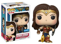 Wonder Woman with Shield Pop!.