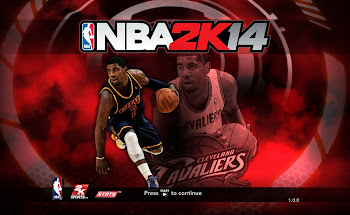 NBA 2k14 Title Screen Patch - Kyrie Irving