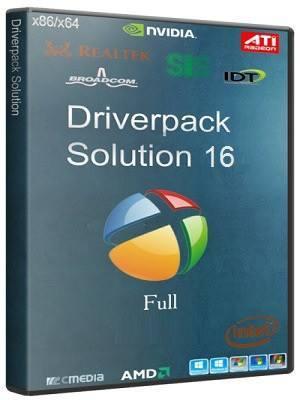 DriverPack Solution 16.1 ISO Latest Download