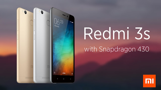 مواصفات وسعر Xiaomi Redmi 3S بالصور والفيديو