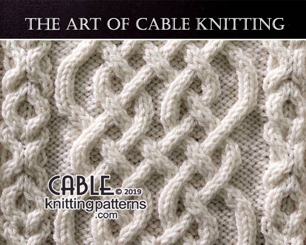 The Art of CABLE KNITTING -free pattern 55