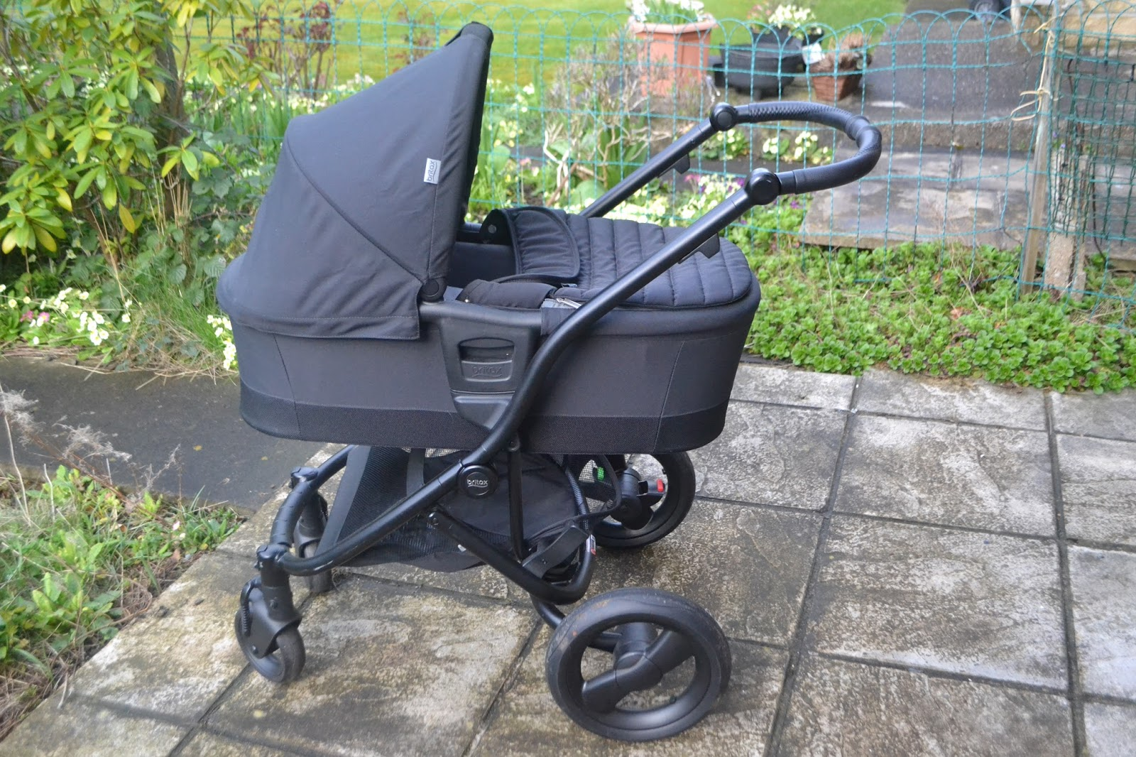 Life Through My Eyes Britax Affinity 2 Review