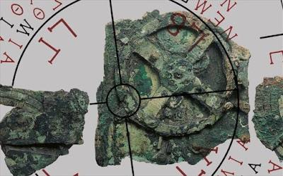 Ένας αρχαίος ελληνικός υπολογιστής στο Μουσείο Ηρακλειδών