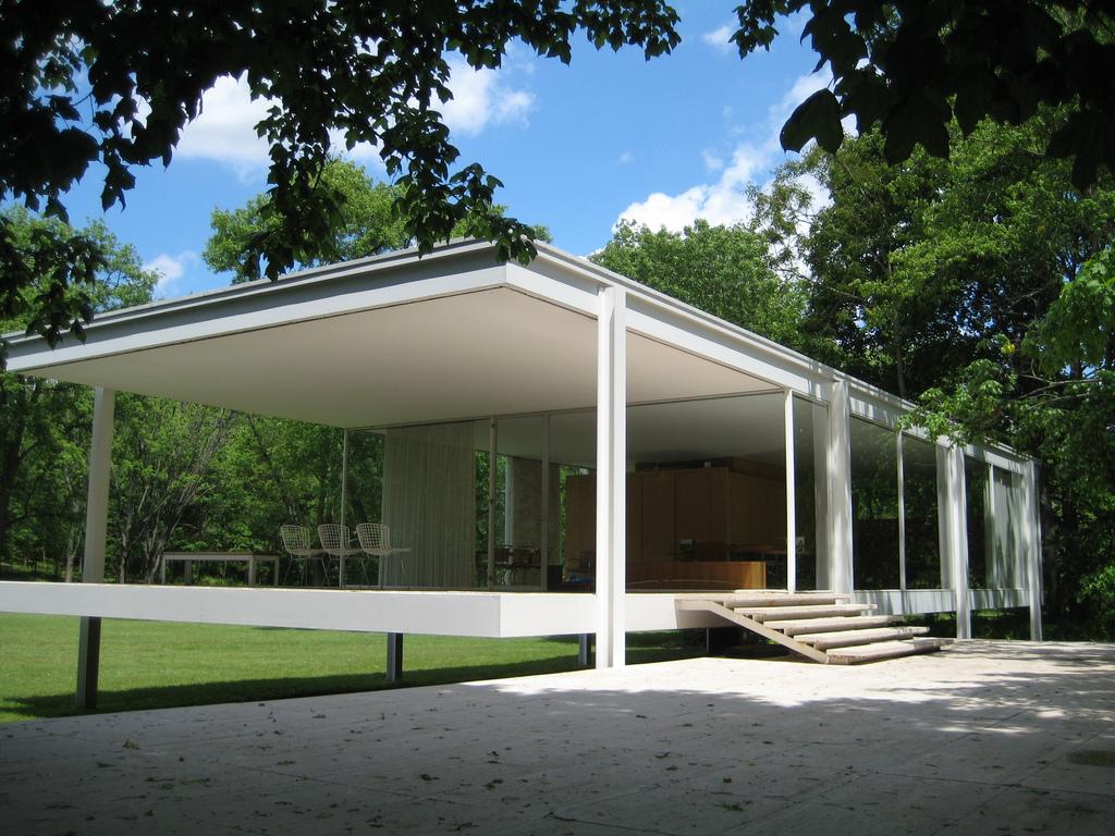 the universal machine in praise of mies van der rohe. Black Bedroom Furniture Sets. Home Design Ideas