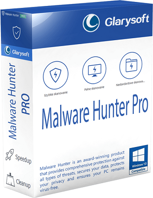 Glary Malware Hunter PRO 1.38.0.97 poster box cover