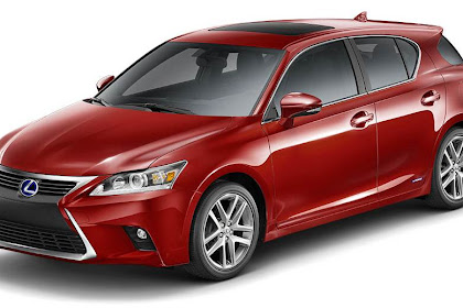 Lexus CT200h Changes 2016