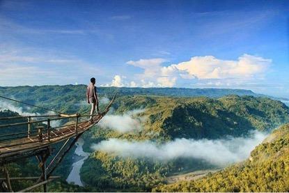 5 Destinasi Wisata Surga Tersembunyi di Jogja