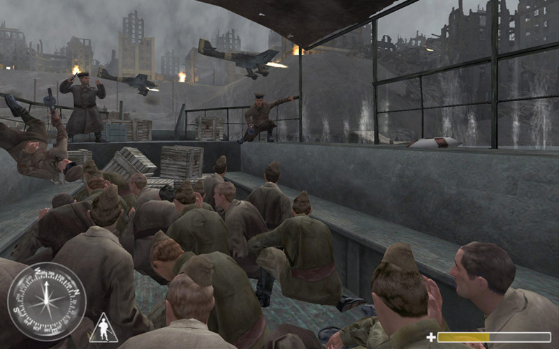 Call Of Duty PC Highly Compressed