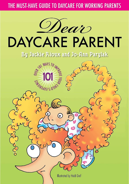 cover for Dear Daycare Parent