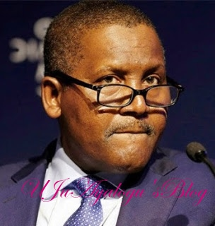 Dangote reveals what gives him sleepless nights