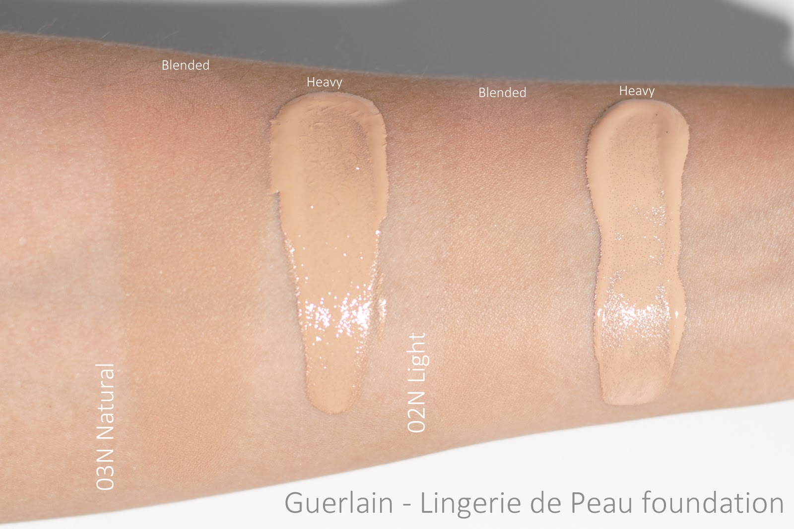 Lingerie De Peau Natural Perfection Foundation by Guerlain #8