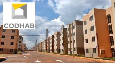 Concurso Codhab DF 2017