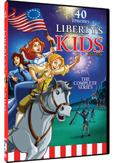 DVD Review - Liberty's Kids: The Complete Series