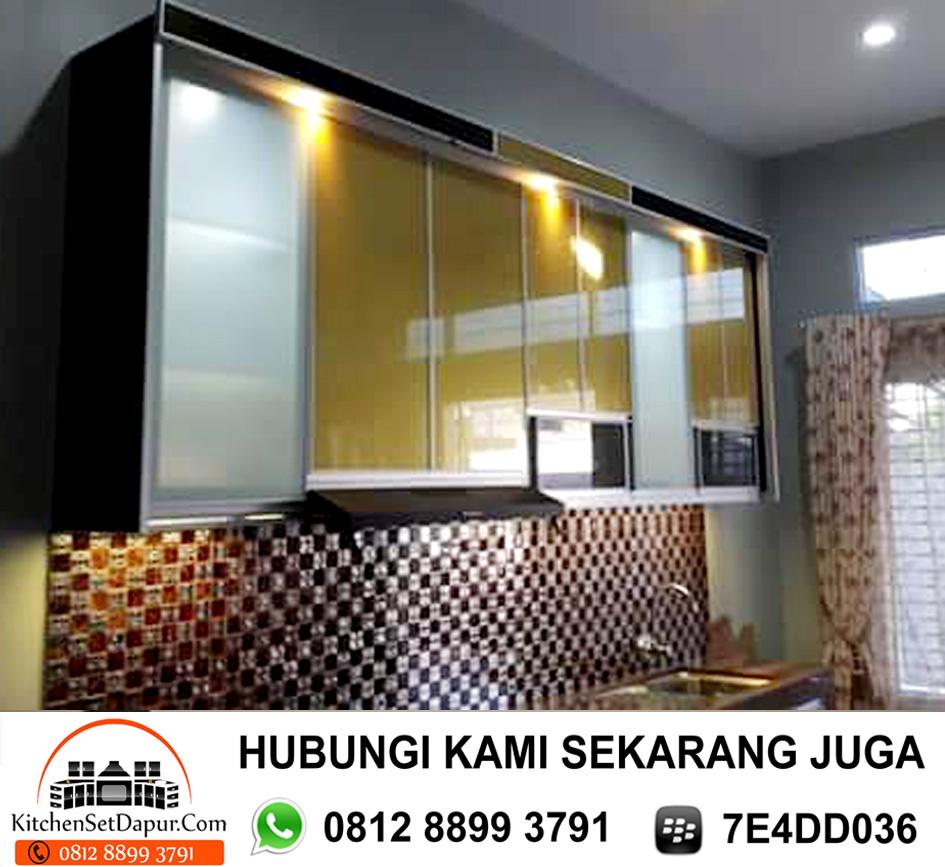 Jasa Kitchen Set Aluminium Di Bogor 0812 8899 3791: JASA