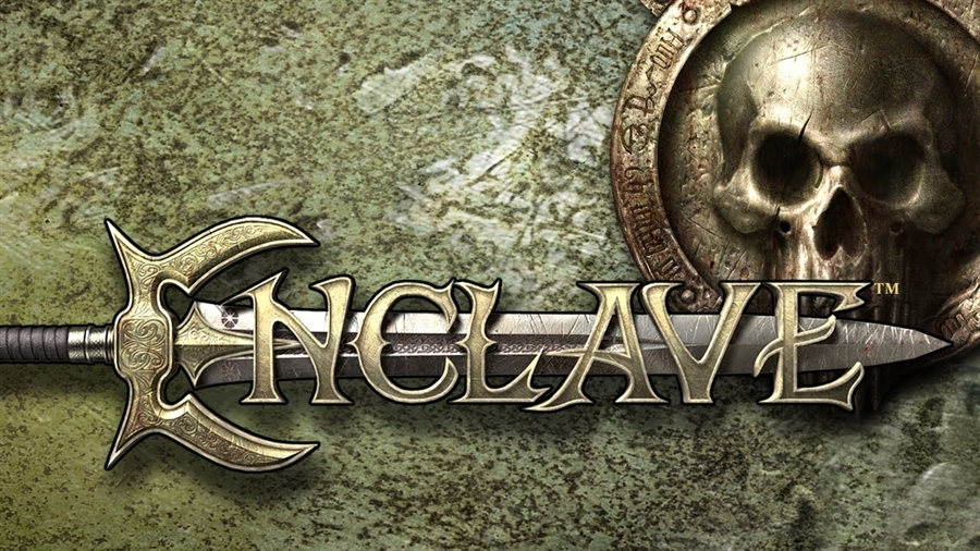 Enclave PC Game Free Download Poster