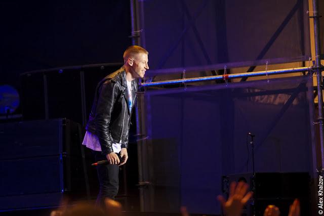 Macklemore & Ryan Lewis в Москве