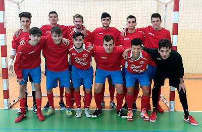 Fútbol-sala Donn Palpie Aranjuez