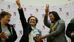 حوار مع معالى السفيرة الدكتورة سامية كيحل رئيس المؤتمر الدولى للاستثمار لرواد الأعمال وتنمية المرأة القيادية