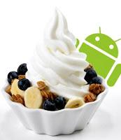 Urutan Versi Android Froyo