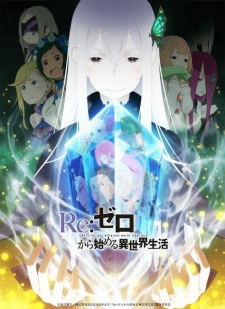 Ver online descargar Re:Zero kara Hajimeru Isekai Seikatsu 2nd Season
