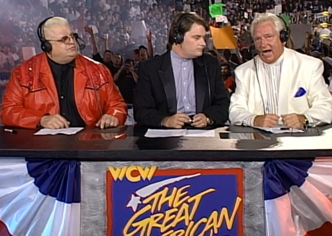PPV REVIEW - WCW The Great American Bash 1997 ~ Retro Pro