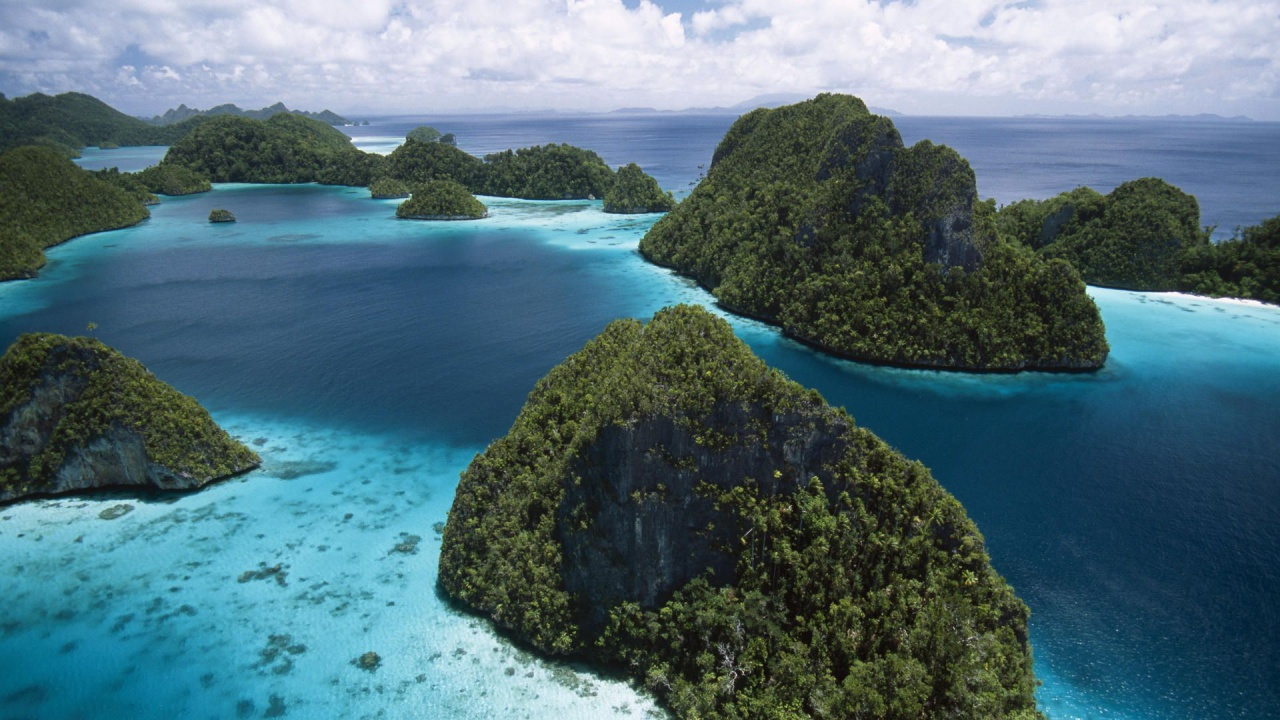 Travel Trip Journey : Raja Ampat Islands