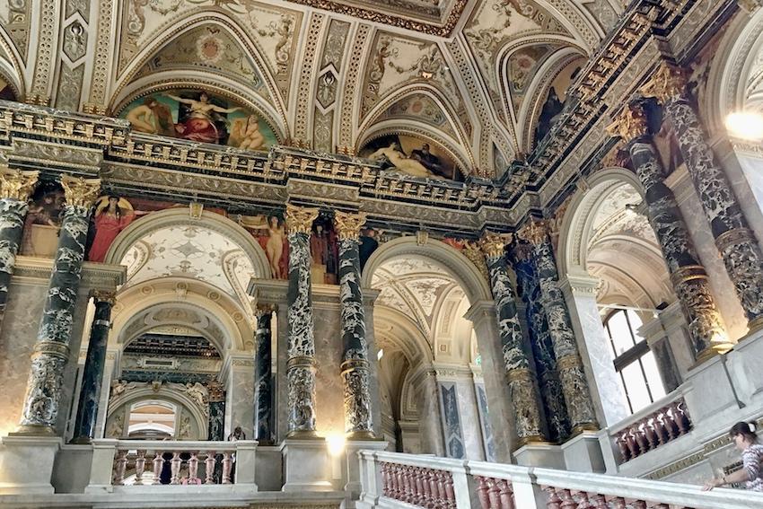 Kunsthistorisches Museum Innen