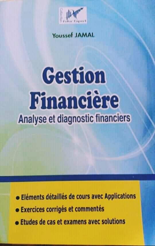 Livre gestion financière