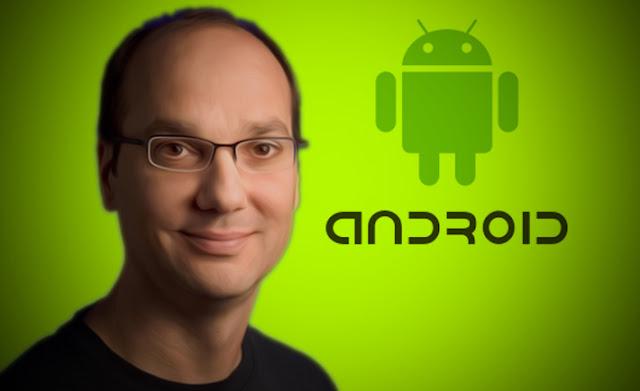 Cerita Sukses Sosok Dibalik Penemu Sistem Operasi Android - Andy Rubin