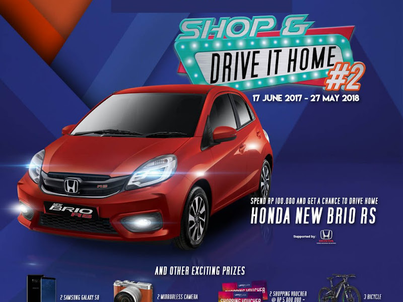 Promo from Lippo Plaza Jogja : very late to know