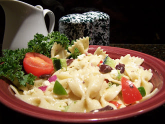 Opa! (Greek) Pasta Salad