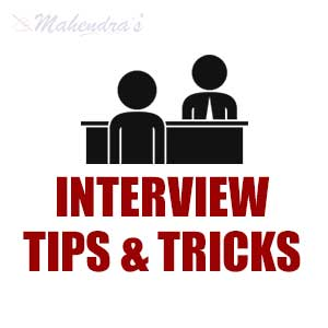 Interview : Tips & Tricks