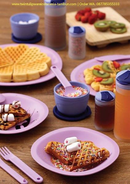 Joy Waffle Pan