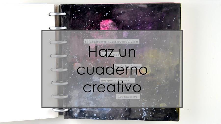 art journal creativo