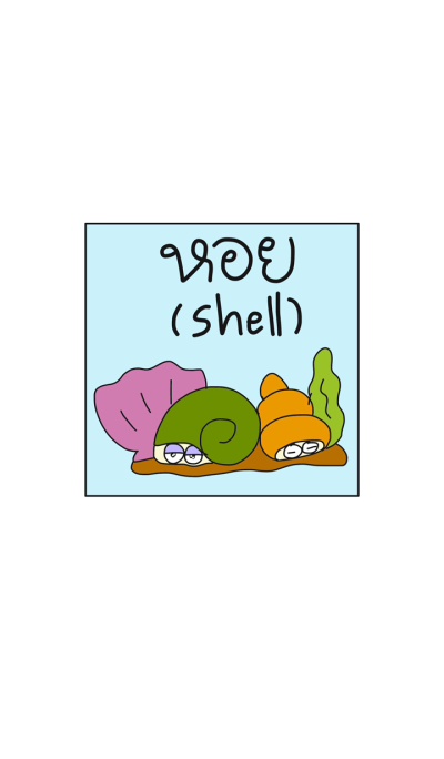 Shell Shell Shell
