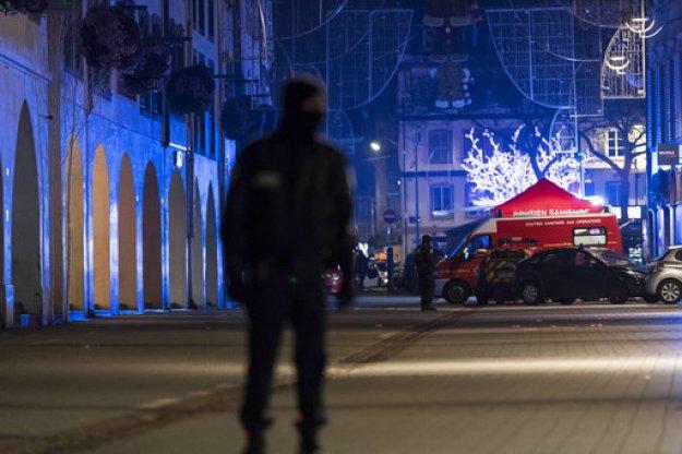 Σε κατάσταση συναγερμού το Στρασβούργο