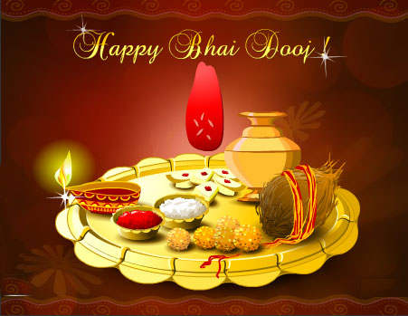 Bhai Dooj Message 2016 - Best Message Quotes Wishes of Happy Bhai Dooj