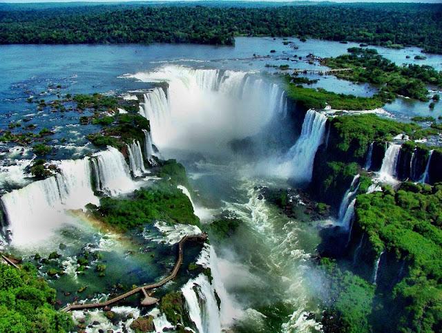 Excursão para as Cataras do Iguazú