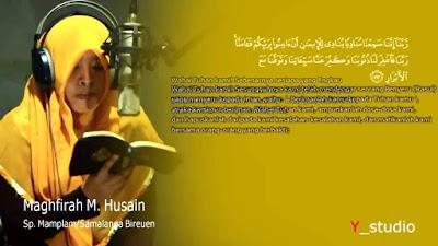 Kumpulan Murottal Al Quran Maghfirah M Hussein mp3