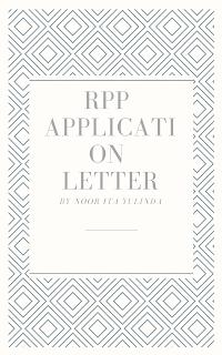 Rpp Application Letter Kelas 12 Kanal Jabar