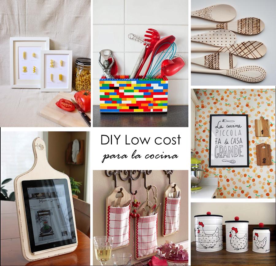 8 ideas diy para tu cocina decoraci n for Ideas para decorar mi cocina pequena