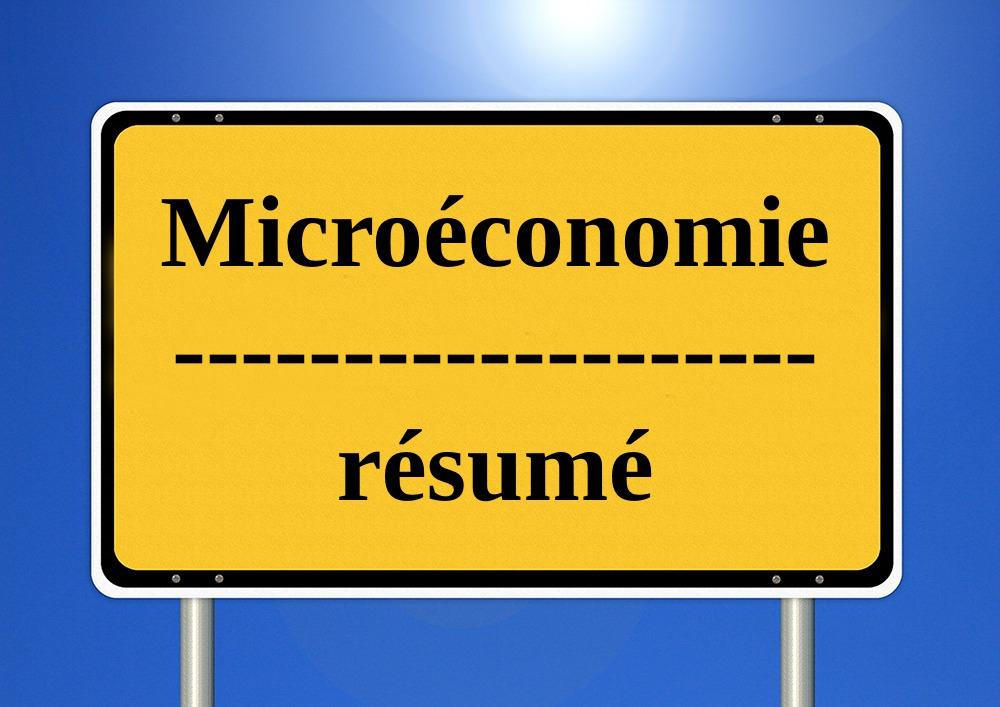 résumé,de,microéconomie,s2