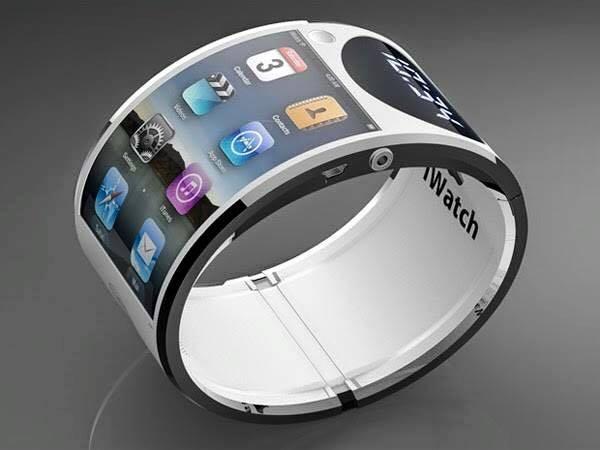 jam tangan sekaligus smartphone yang canggih dari iphone