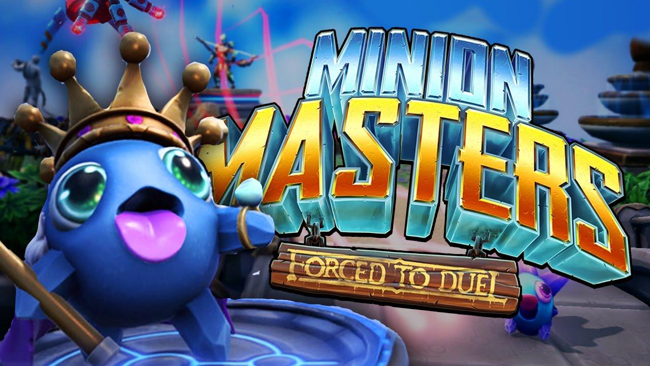 Minion Masters Bedava Steam Oyun